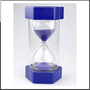 Sand timer 1, 3 or 5 minutes